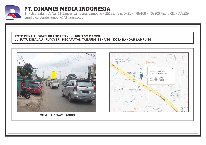 FDL BB 10mx5m Jl. Ratu Dibalau Flyover Tanjungsenang