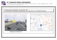 FDL BB 5mx10m Jl. Teuku Umar - Mal Bumi Kedaton