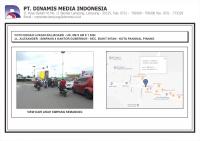 FDL BB 8mx4m Jl. Alexander Simp4 Kantor Gubernur Bukit Intan Pangkal Pinang 0305