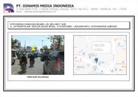 FDL BB 8mx6m Jl. ZA Pagar Alam - Dealer Suzuki - Flyover MBK