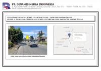 FDL BB 8x4x2 Median Jl. Raya Koba Dealer Honda Koba (vf. Pangkalpinang)