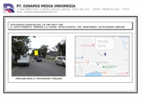 FDL BLH 6mx4m Jl. Gatot Subroto - Simp. Jl.Udang Novotel