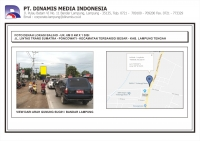 FDL BLH 6mx4m Jl. Lintas Trans Sumatra - Poncowati