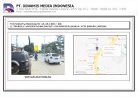 FDL BLH 6mx4m Jl. Pramuka Universitas Malahayati Rajabasa