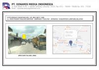 FDL BLH 6mx4m Jl. Raya Pasar Tanjungbintang - Simp. Tugu KB - Lamsel