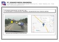FDL BLH 6mx4m Jl. Sultan Agung - Flyover Ryacudu - Transmart