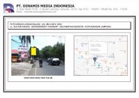 FDL BLH 6mx4m Jl. Sultan Agung - Supermarket Chamart - Kec. Kedaton