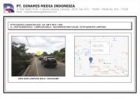 FDL BLH 6mx4m Jl. Urip Sumoharjo - Lampung Walk - Way Halim