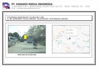 FDL BLH 6mx4m Jl. WR Supratman - Polda Lampung - Teluk Betung