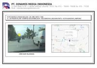 FDL BLH 6mx4m Jl. ZA Pagar Alam - Kampus IBI Darmajaya - B.Lampung