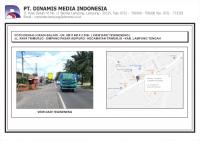 FDL BLH 6x4x2 Jl. Raya Trimurjo Simp. Pasar Adipuro Lamteng (vf. Tegineneng)