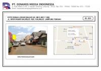 FDL Baliho 6x4x1 Jl. Raya Pasar Kalirejo Kec. Kalirejo Kab. Lampung Tengah (A)