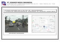 FDL Bando 5mx10m Jl. ZA Pagar Alam - Kampus Pascasarjana UBL (vf.Tanjungkarang)