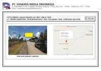 FDL Bando 5x10x2 Jl. Trans Sumatera Ragom Mufakat Lampung Selatan
