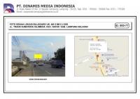 FDL Billboard 4x8x1 Jl. Raya Trans Sumatera Natar Hajimena
